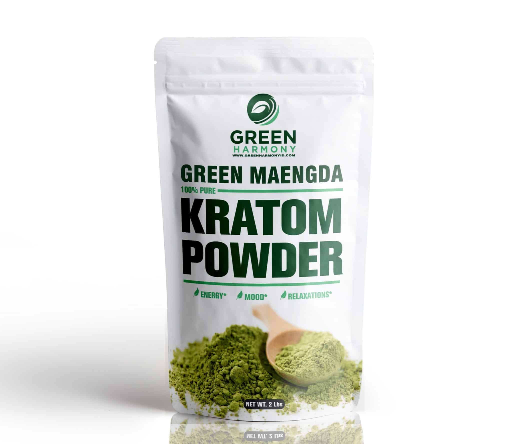 GREEN-MAENGDA Best Choice of Kratom Strains for Energy Booster & Dosage