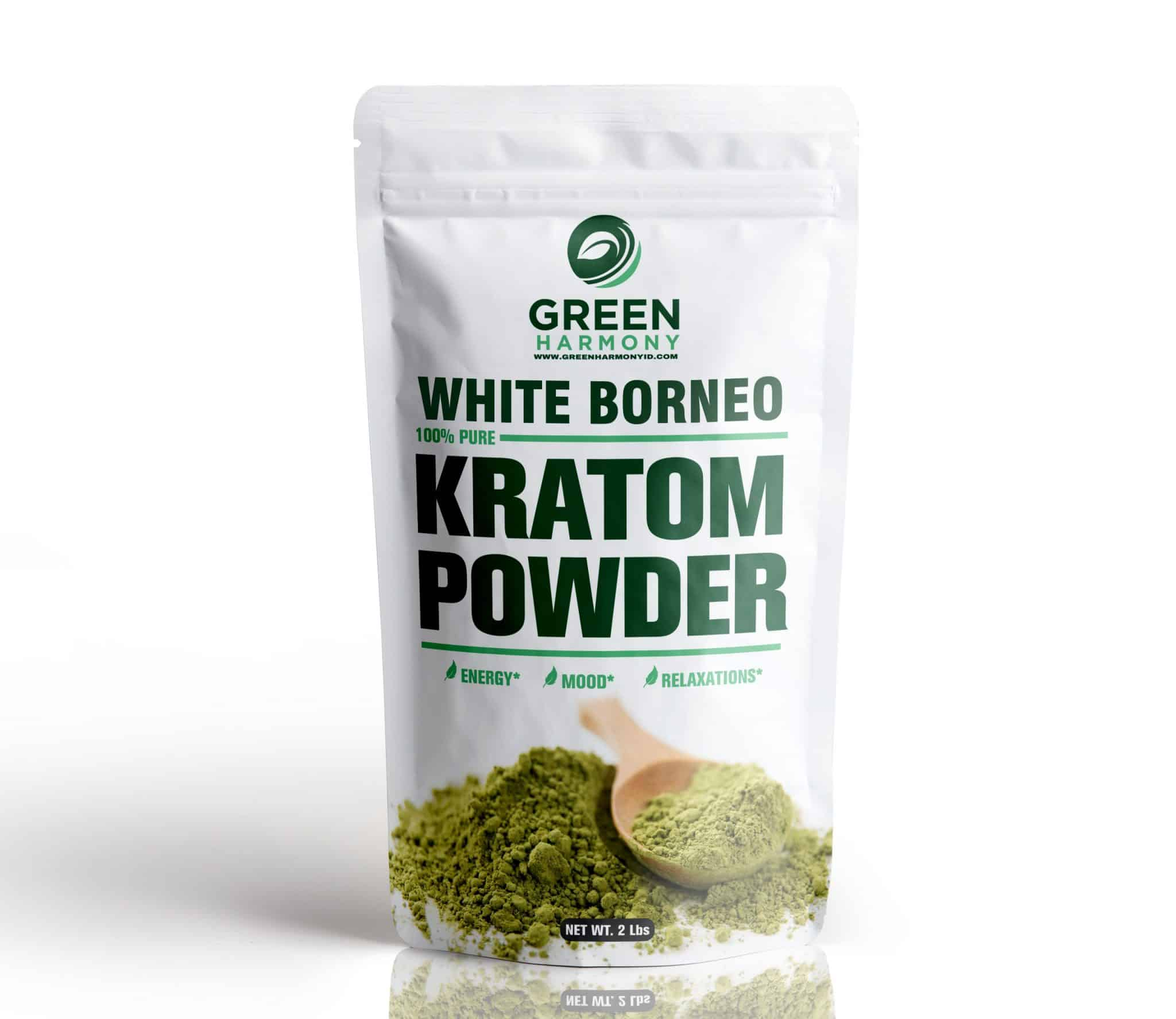 WHITE-BORNEO Best Choice of Kratom Strains for Energy Booster & Dosage