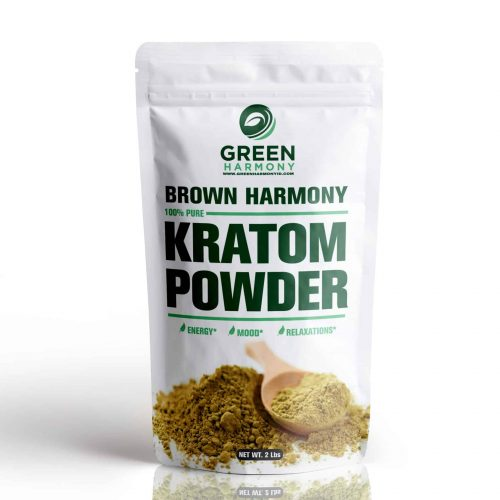 Brown Harmony Kratom Strains - Green Harmony Indonesia Kratom Vendor