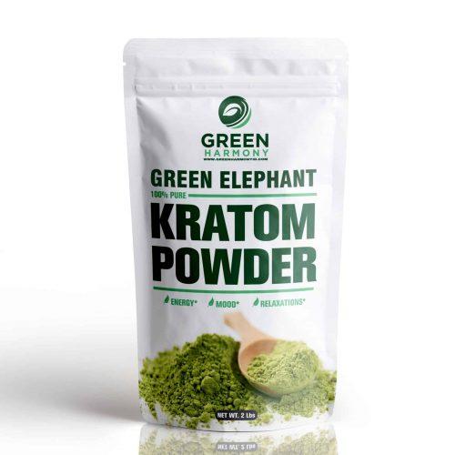 Green Elephant Kratom Strains - Green Harmony Indonesia Kratom Vendor