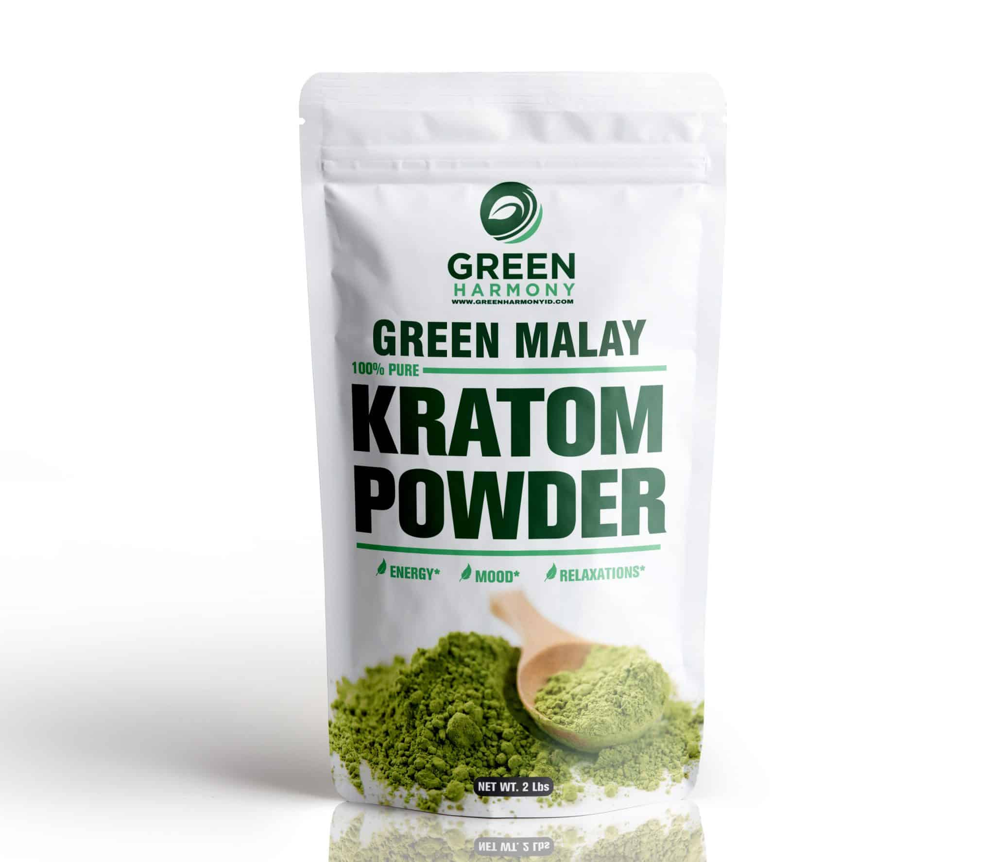 GREEN-MALAY Best Choice of Kratom Strains for Energy Booster & Dosage