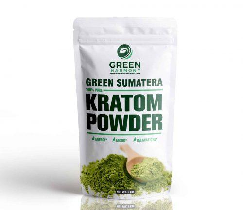 Green Sumatra Kratom Strains - Green Harmony Indonesia - Top Kratom Online