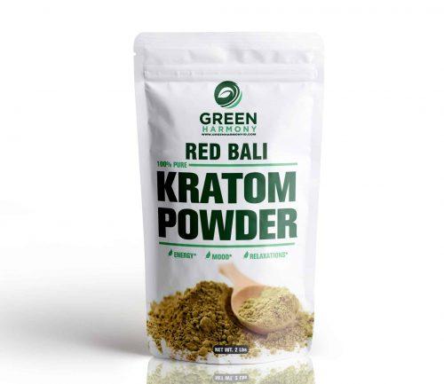 Red Bali Kratom Strains - Green Harmony Indonesia Kratom Vendor - Reliable Kratom Vendor
