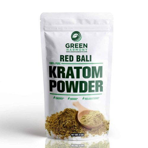 Red Bali Kratom Strains - Green Harmony Indonesia Kratom Vendor - Reliable Kratom Vendor