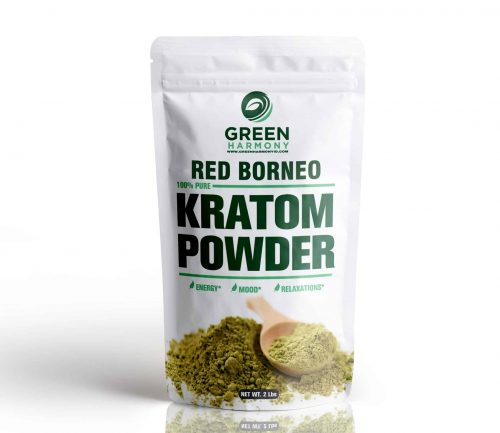Red Borneo Kratom Strains - Green Harmony Indonesia Buy Kratom from reliable Kratom Vendor