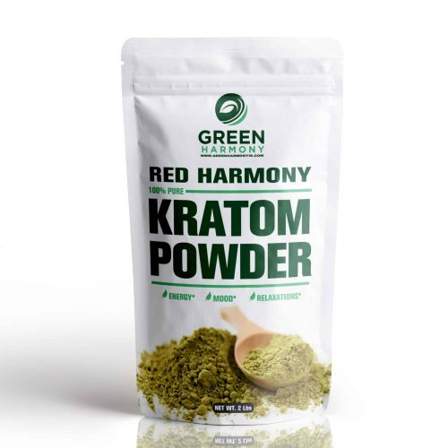 Red Harmony Kratom Strains - Green Harmony Indonesia Kratom Vendor