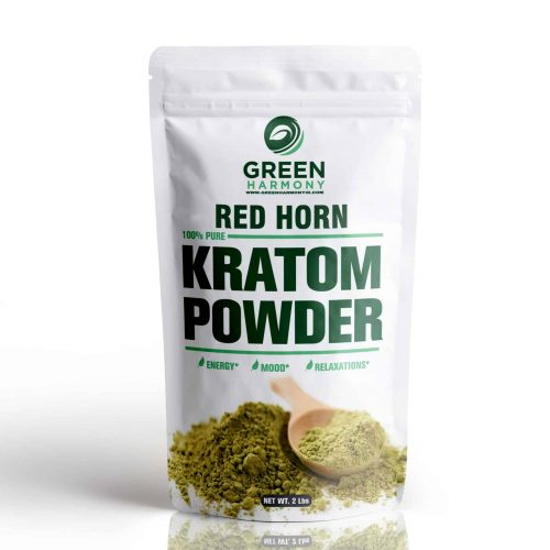 Red Horn Kratom - Kratom Strains - Green Harmony Indonesia - Best Kratom Vendor - Top Kratom Seller