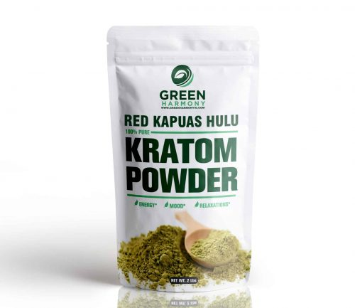 Red Kapuas Hulu Kratom Strains - Green Harmony Indonesia Kratom Vendor - Kratom Review