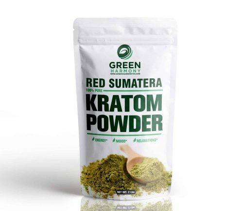 Red Sumatra Kratom - Green Harmony Indonesia Kratom Vendor - Buy Kratom Online - Trusted Kratom Online Store