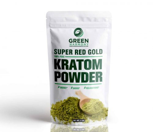 Super Red Gold Kratom Strains - Green Harmony Indonesia - Good Kratom Vendor - Trusted and Reliable Kratom Source