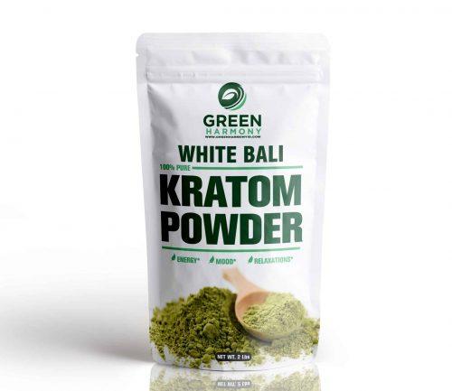 White Bali Kratom Strains - Green Harmony Indonesia - Kratom Farmer Expert