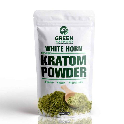 White Horn Kratom Strains - Green Harmony Indonesia Kratom Vendor - Best Kratom Powder - Buy Kratom Online - Trusted Seller Kratom