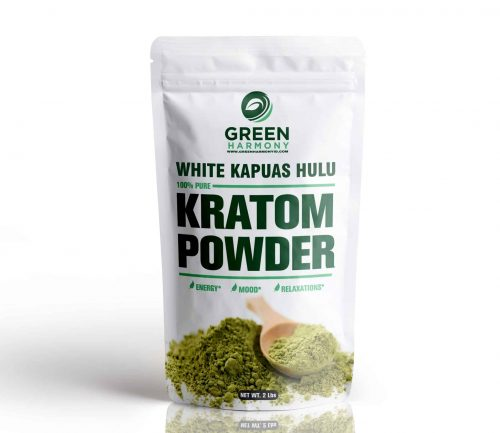 White Kapuas Hulu Kratom Strains - Green Harmony Indonesia - Best Kratom Vendor in Indonesia
