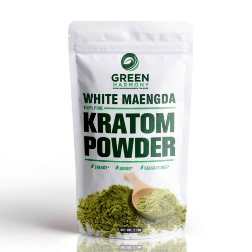 White Maeng Da Kratom Powder - Green Harmony Indonesia - Best Kratom Vendor