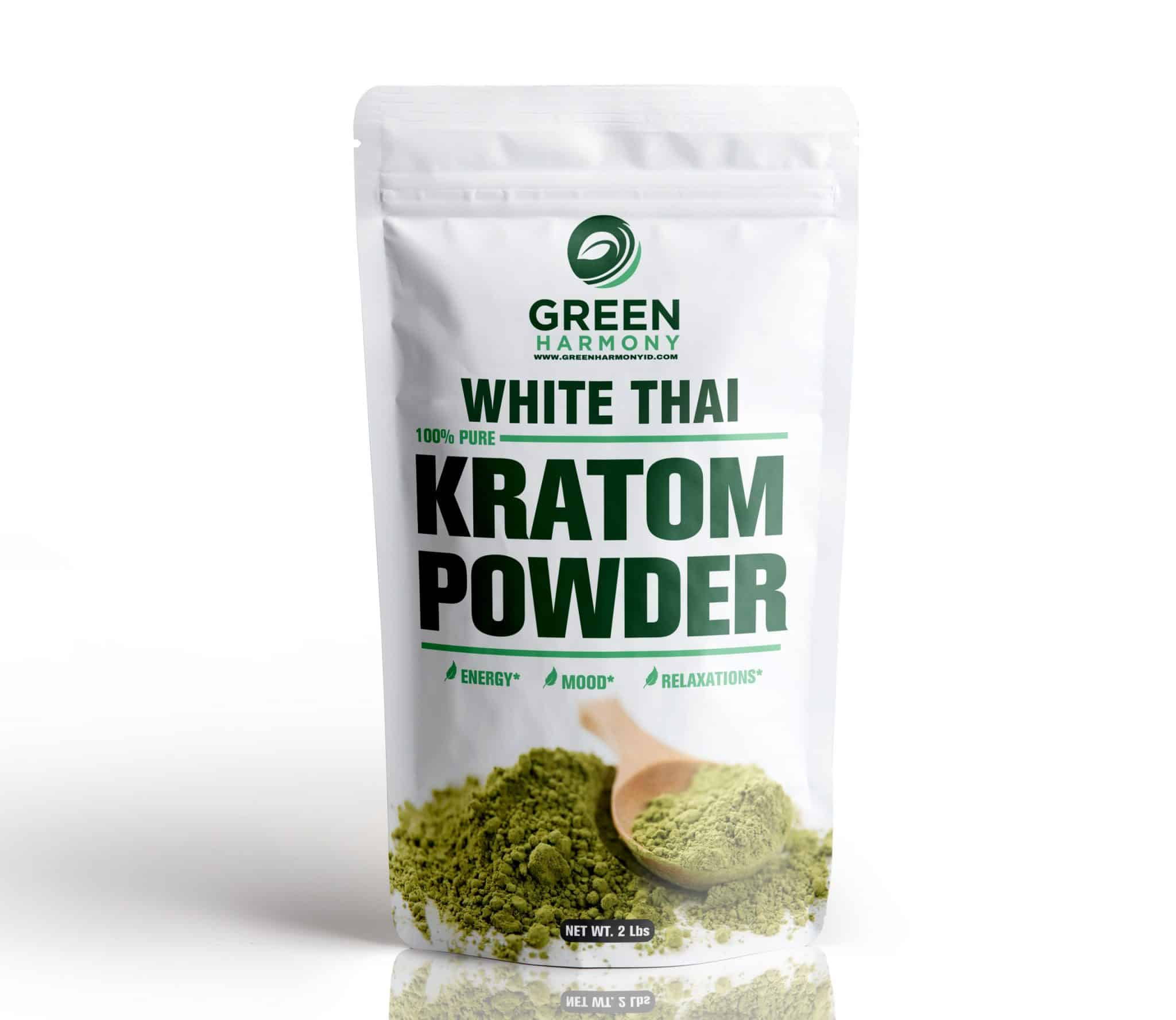 WHITE-THAI Best Choice of Kratom Strains for Energy Booster & Dosage