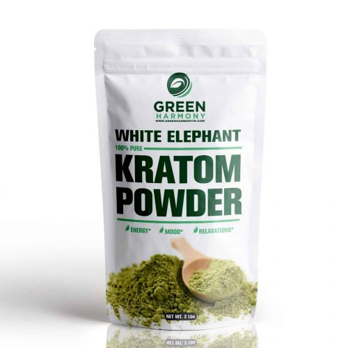 White Elephant Kratom Strains - Green Harmony Indonesia Kratom Vendor - Kratom Business