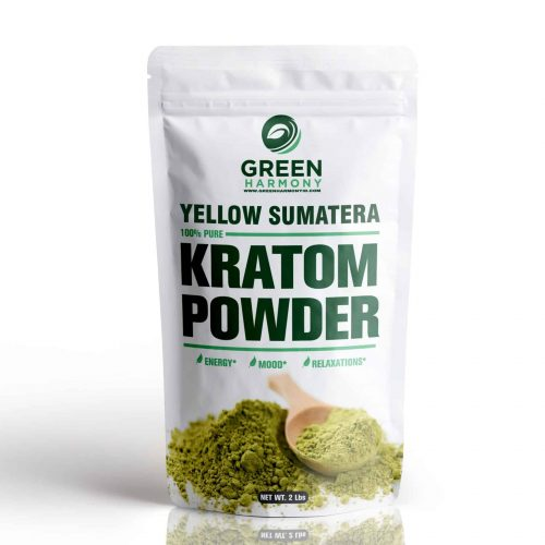 Yellow Sumatera Kratom Strains - Green Harmony Indonesia Kratom Vendor