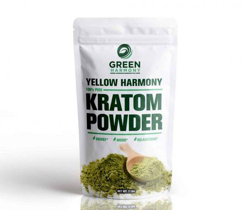 Yellow Harmony Kratom Strains - Green Harmony Indonesia Kratom Vendor